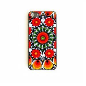 Colorful Sun Flower design case for..