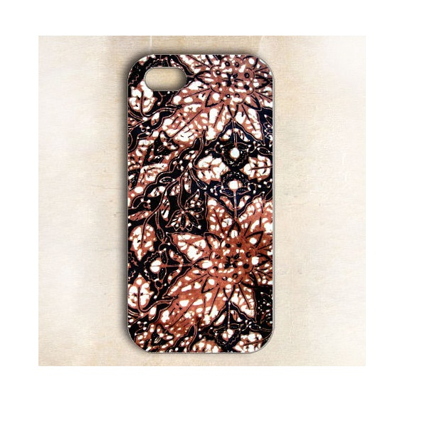 Fall Leaves cell phone case - iPhone 5 or iPhone 4 Case