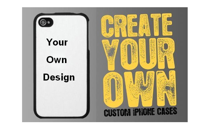 premium selection c26e1 1871f Custom IPhone Case, IPhone 4 4s 5 5s Case, Print Your Own Design Or Picture